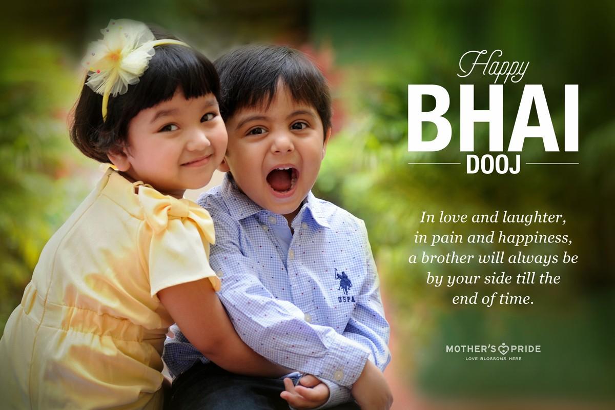 CELEBRATING SIBLING LOVE ON BHAIYA DOOJ!
