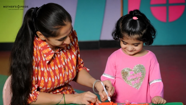 INDEED, A BLISSFUL SUMMER WITH SUMMER CAMP AT MOTHER'S PRIDE!