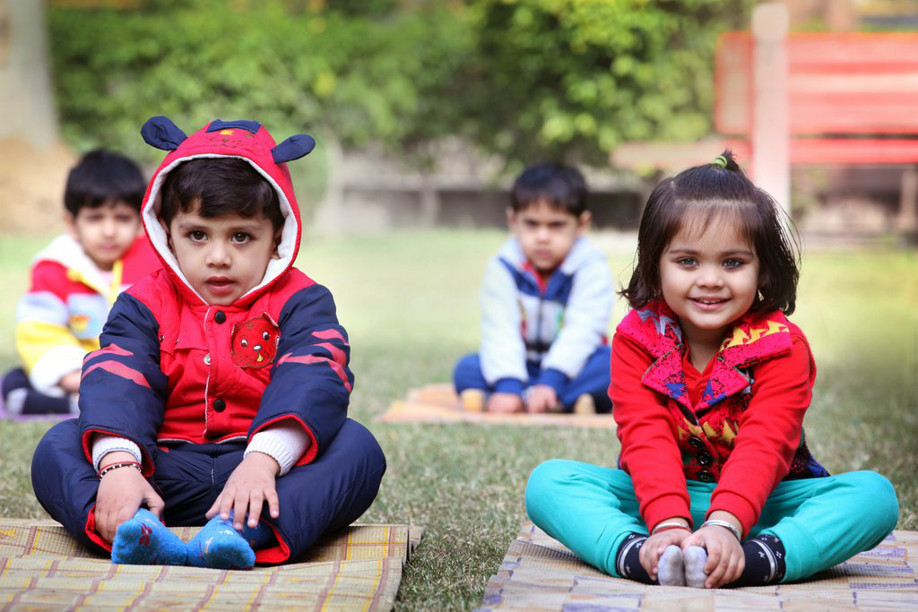 List of playschool in Pitampura