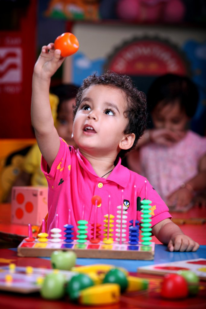 preschool in Pitampura
