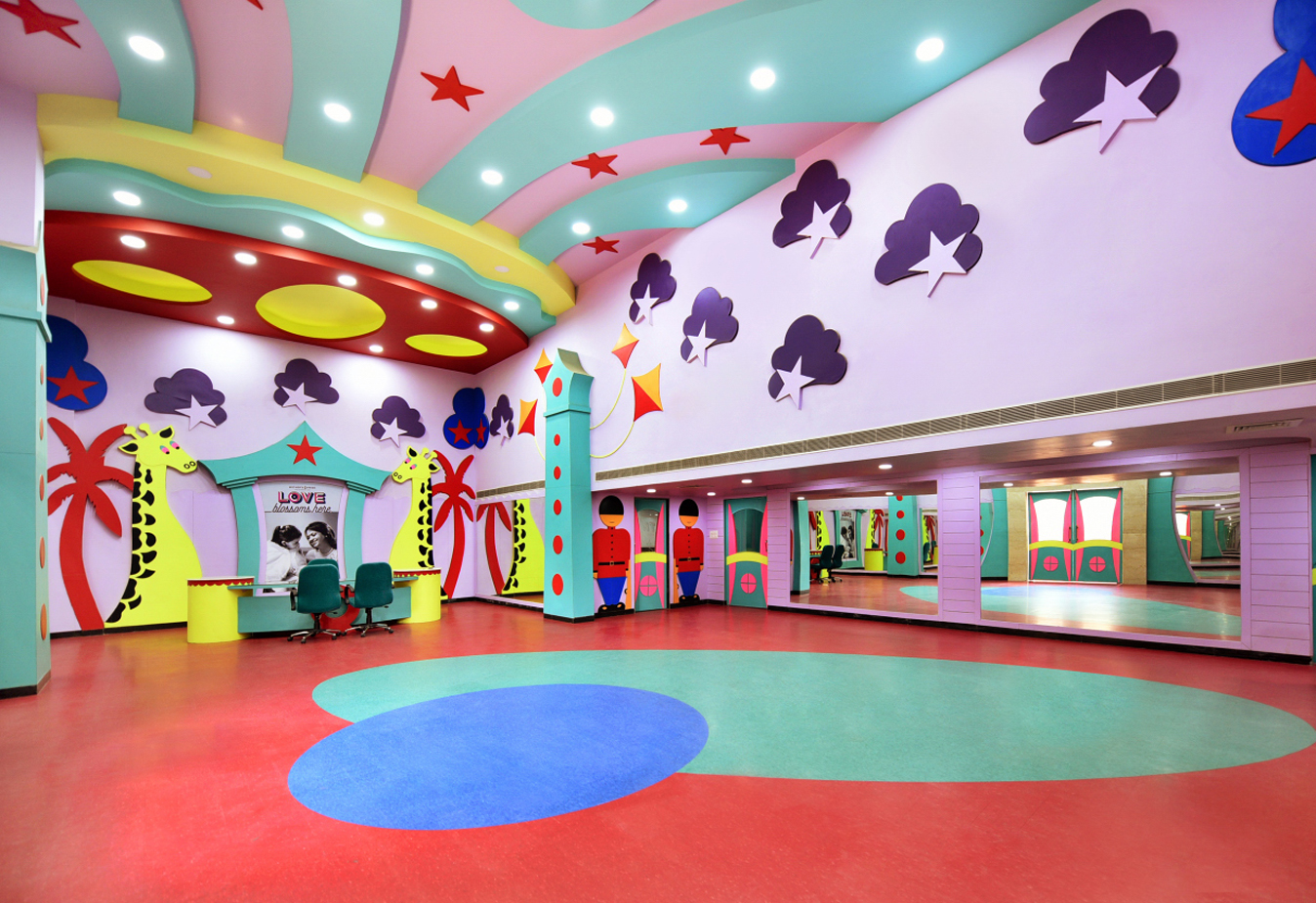 Preschool in Dwarka Sector six