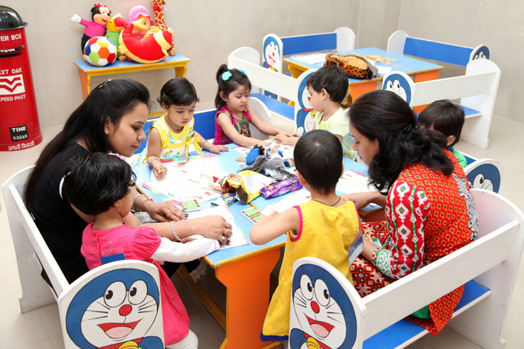 best preschool Gurugram
