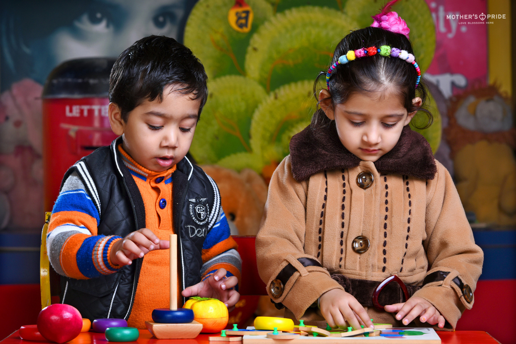 Day care centre in Kaushambi Ghaziabad