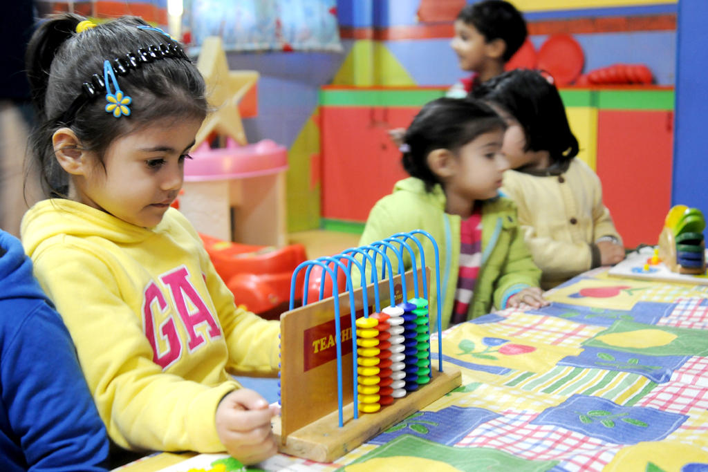 Best Playschool in Noida