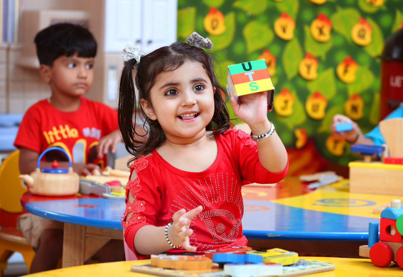 Best Play school in Palam Vihar