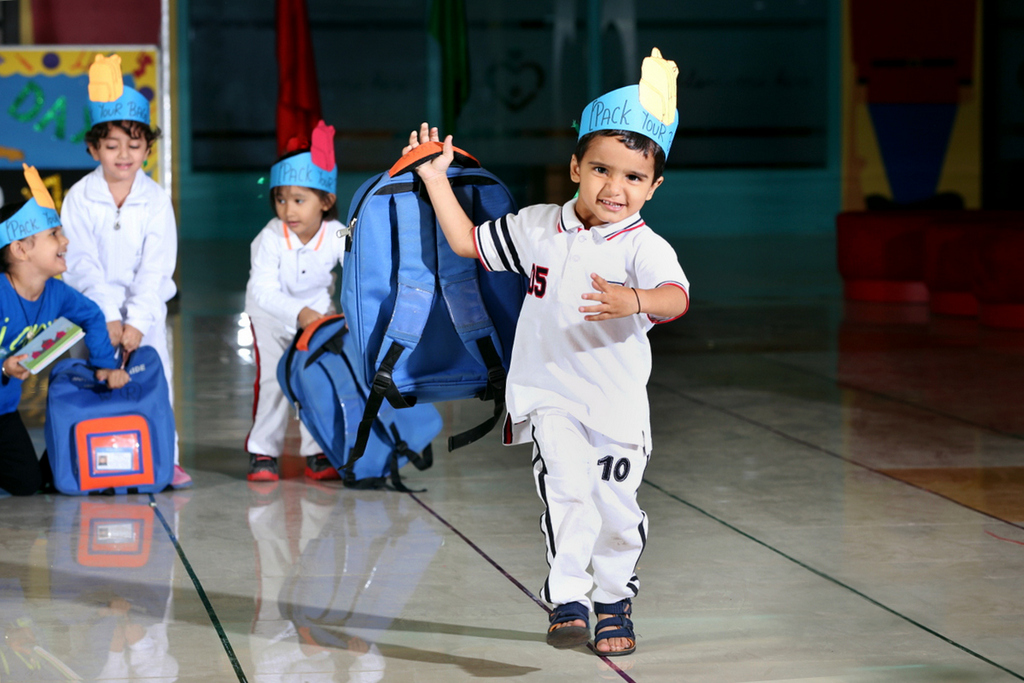 kids play school in Palam Vihar
