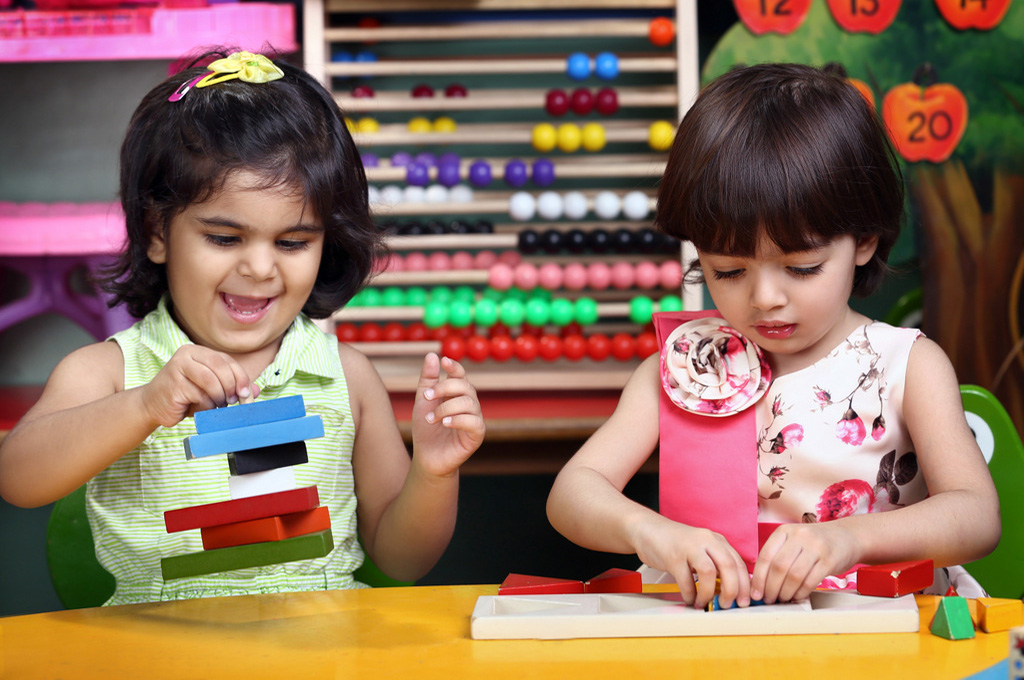 Play School in Paschim Vihar, Delhi