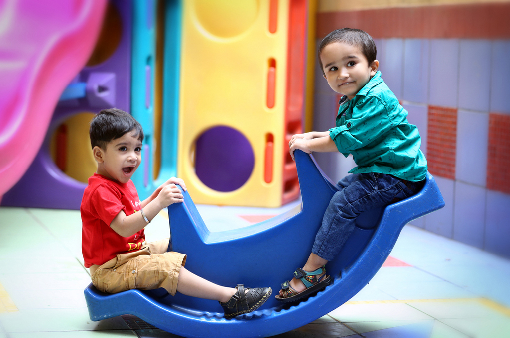 kindergartens in Paschim Vihar