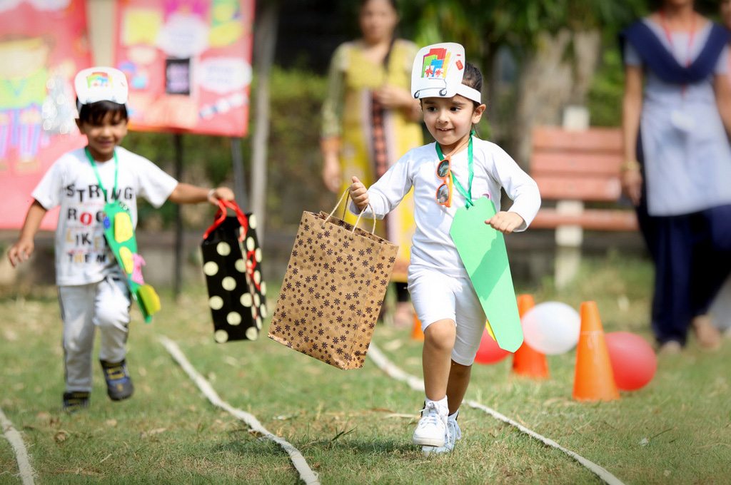Top Play School in Paschim Vihar