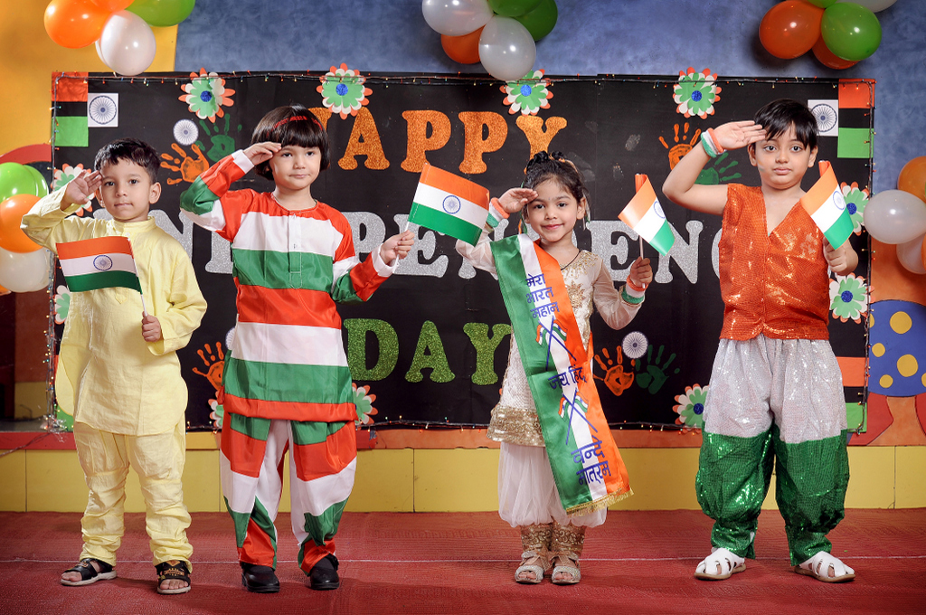 Top Preschool in Paschim Vihar
