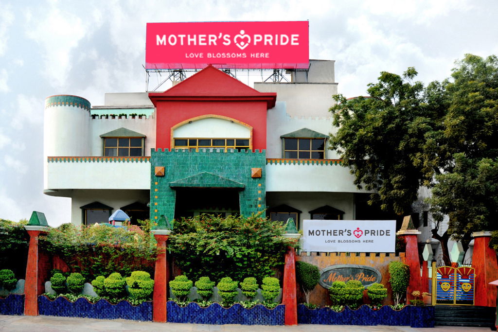 mothers pride, Play School in Punjabi Bagh