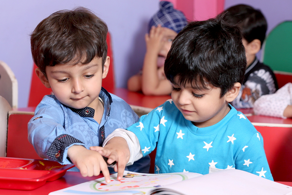 List of preschool Punjabhi Bagh