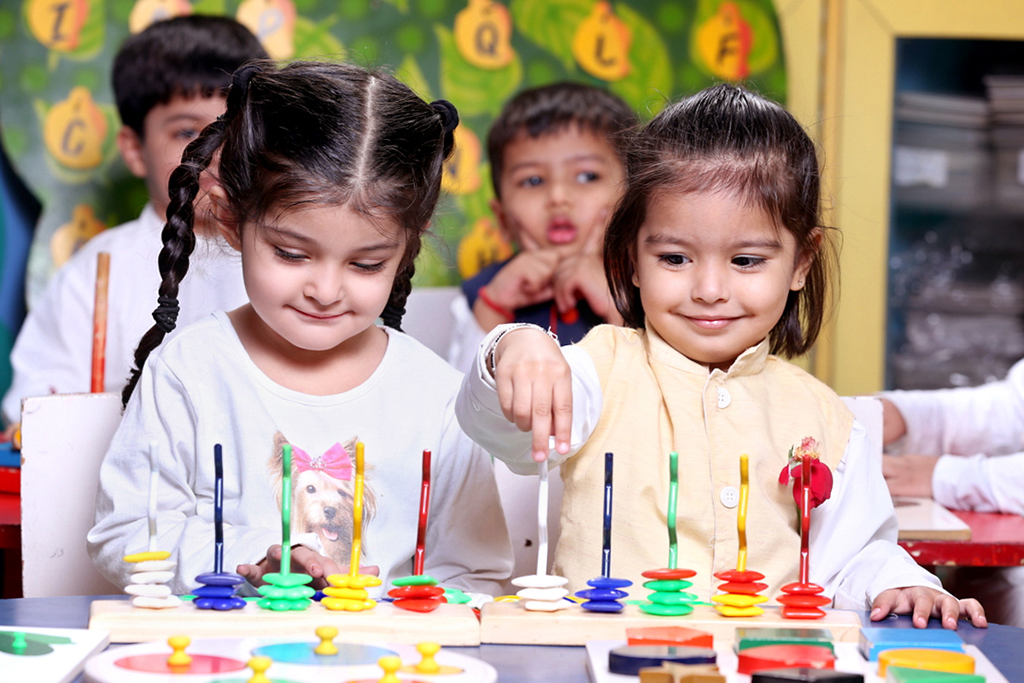 kids Play school Punjabhi Bagh