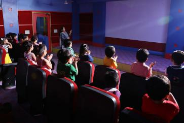 Facilities best play school in delhi
