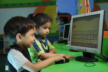 delhi nursery school admission