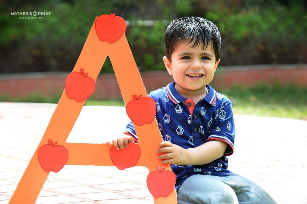 introduction to letter A