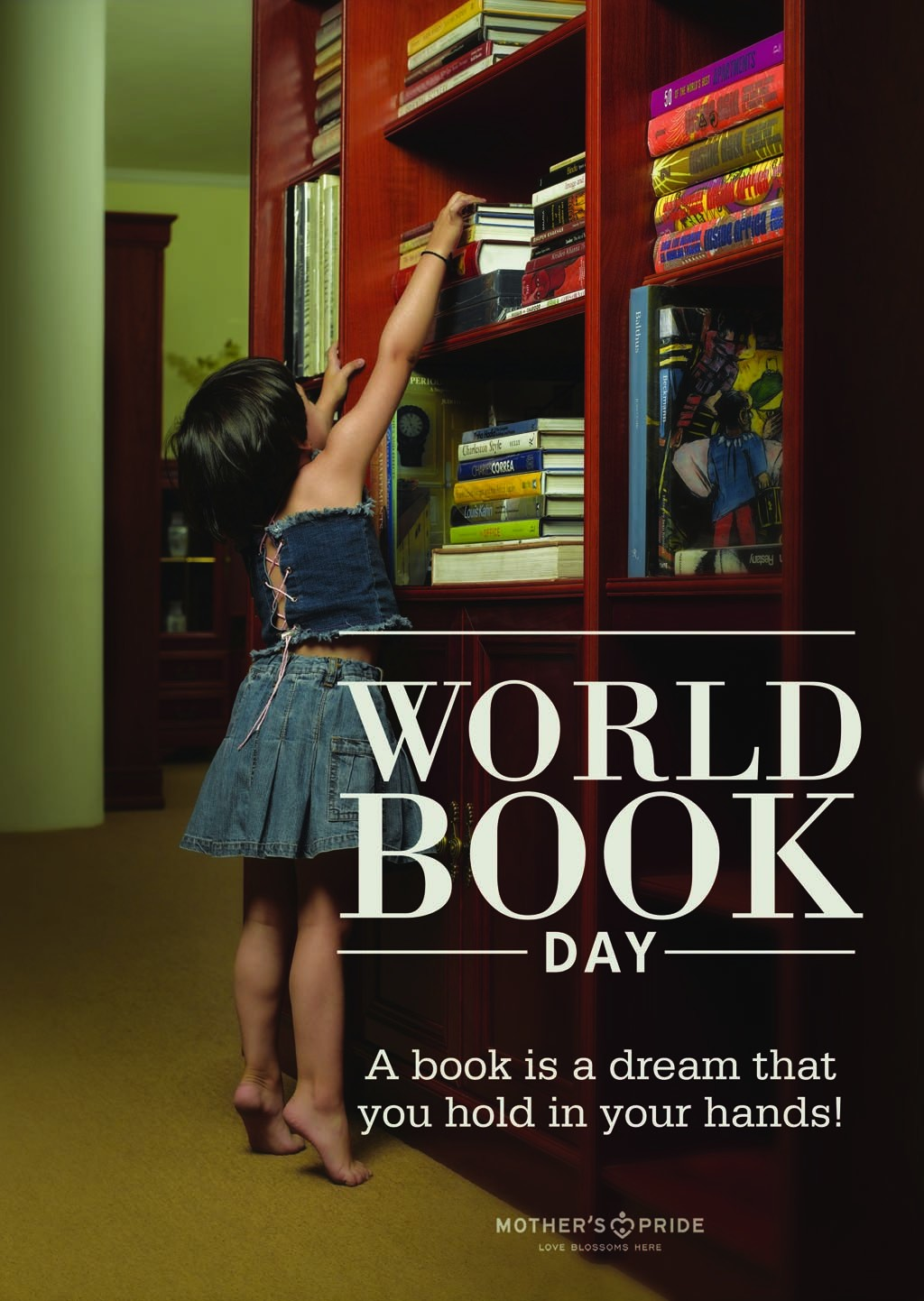 Word Book Day May