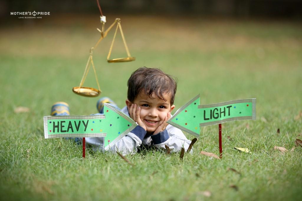 Heavy & Light