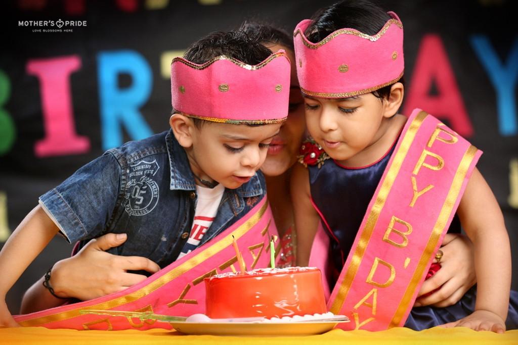 MOTHERS PRIDE Birthday Celebration