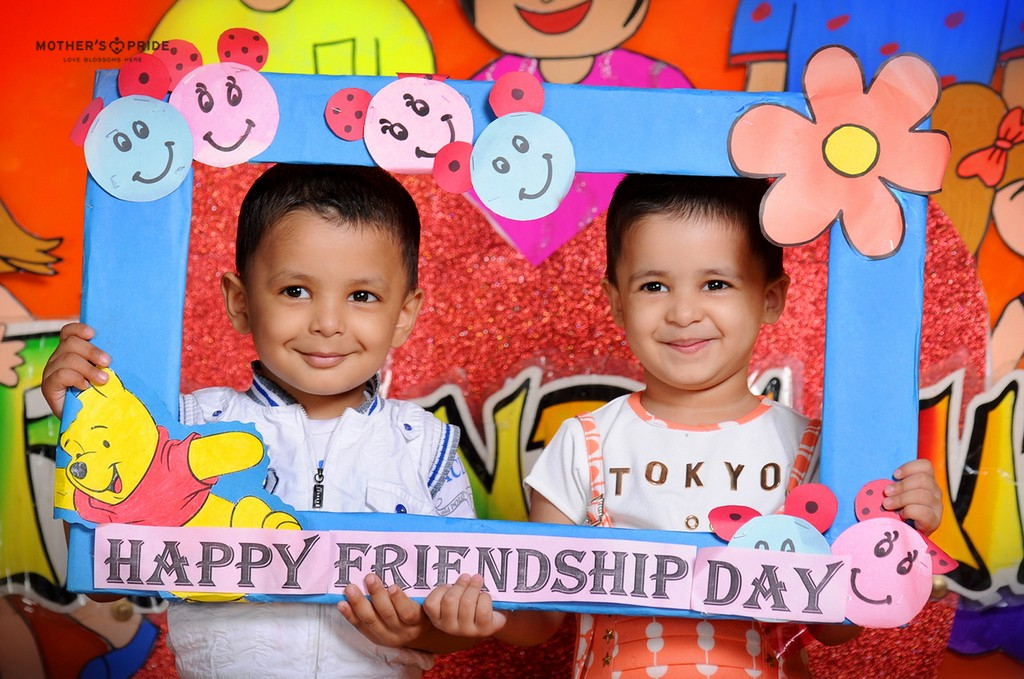 MOTHERS PRIDE friendship day august