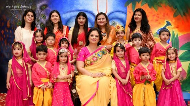 MOTHERS PRIDE Janmashtami