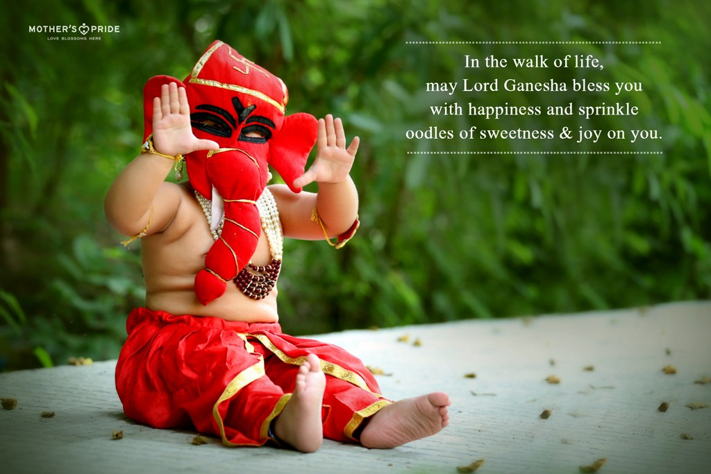 INVOKING BLESSINGS OF LORD GANESHA