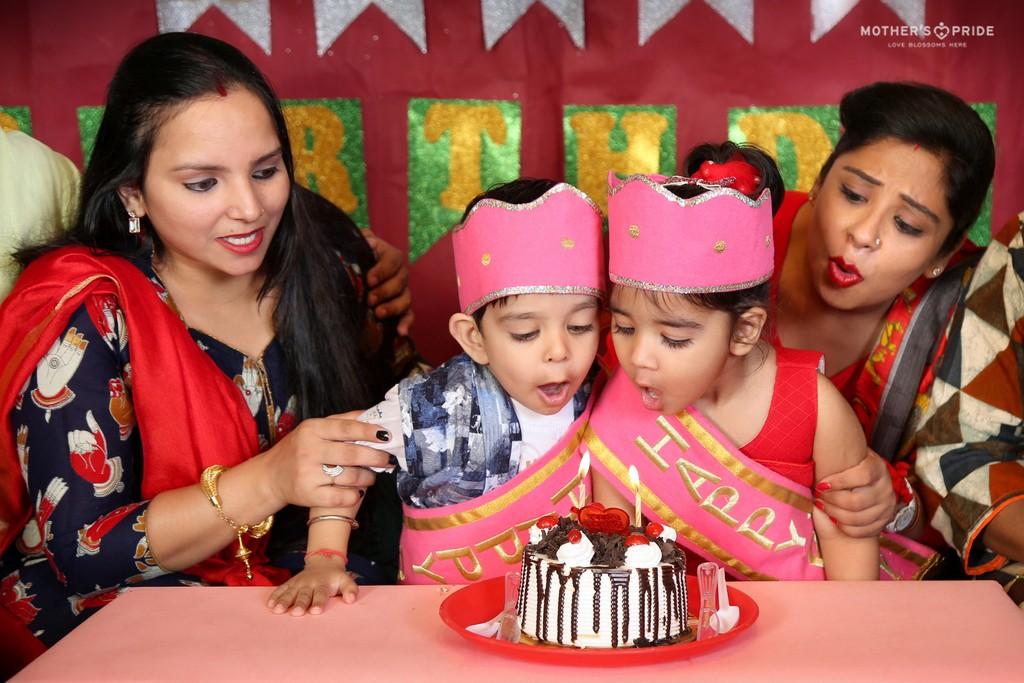 celebrated the birthdays