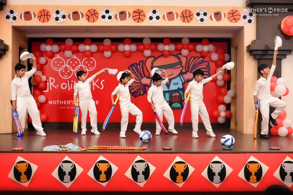 Sports Day Prize Distribution