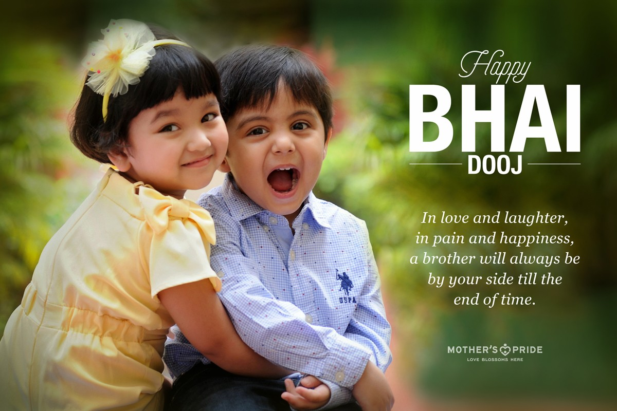 CELEBRATING SIBLING LOVE ON BHAIYA DOOJ!
