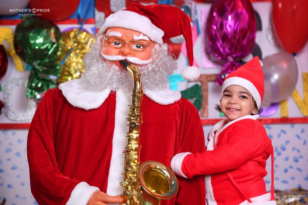 CHRISTMAS CELEBRATIONS 2018