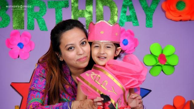 Birthday celebration  2018