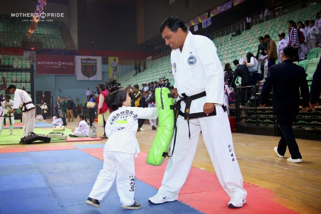 Taekwondo championship 2018