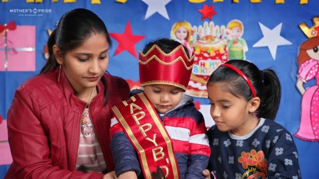 Birthday celebrations January 2019
