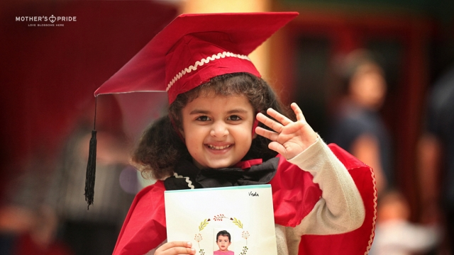 MOTHER'S PRIDE WISHES ALL ITS GRADUATES FOR A NEW JOURNEY AHEAD!