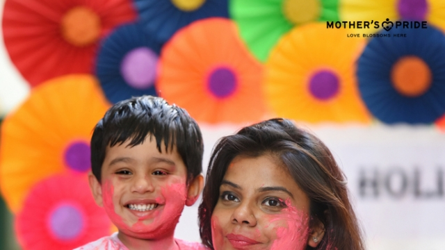 mothers-pride-Holi celebration 2019