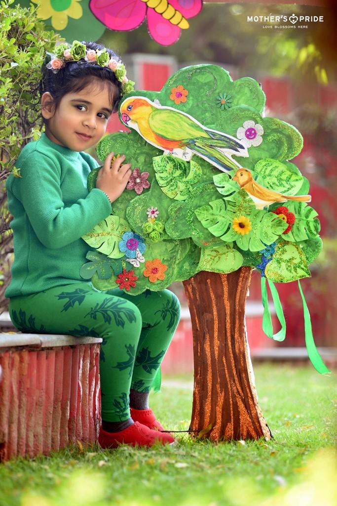 Green colour 2019