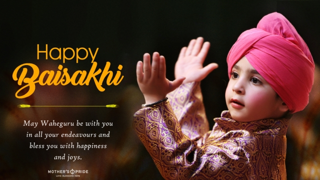 HAPPY BAISAKHI: PRIDEENS REJOICE THE FESTIVAL OF SPRING & HARVEST