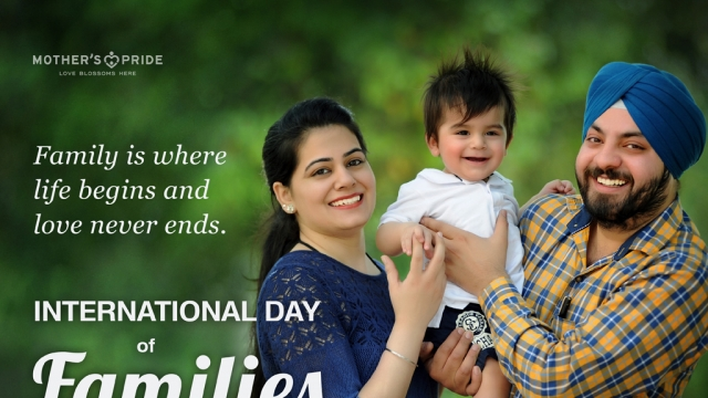 motherspride International Day of Families 2019