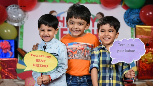 Mothers Pride Friendship Day