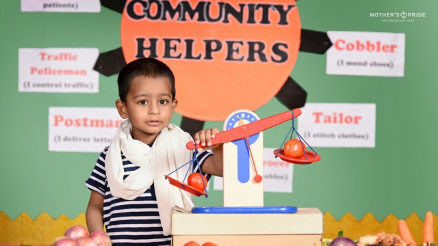 Community Helper 2019