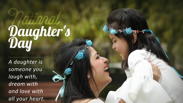DAUGHTER'S DAY: DAUGHTERS' LOVE IS LIKE BLOSSOMING TULIPS!