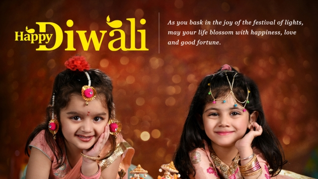 DIWALI: LET'S OPEN DOORS FOR NEW BEGINNINGS AND A HAPPY LIFE
