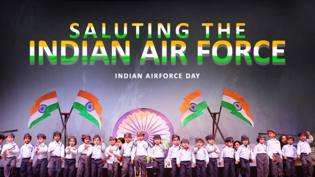 AIR FORCE DAY: LET'S SALUTE THE FEARLESS FIGHTERS OF THE SKY