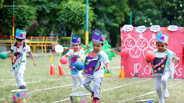 Sports day 2019