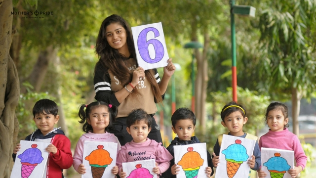 A FUN ACTIVITY INTRODUCES NUMBER 6 2019