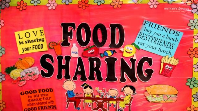 food-sharing-activity 2019