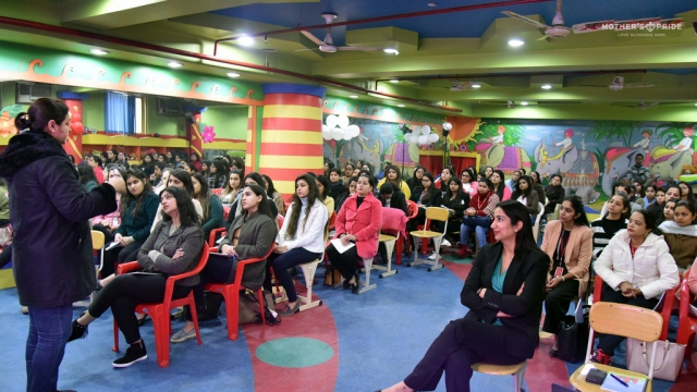 MOTHER'S PRIDE ORGANIZES AN ENGAGING TEACHERS TRAINING SESSION
