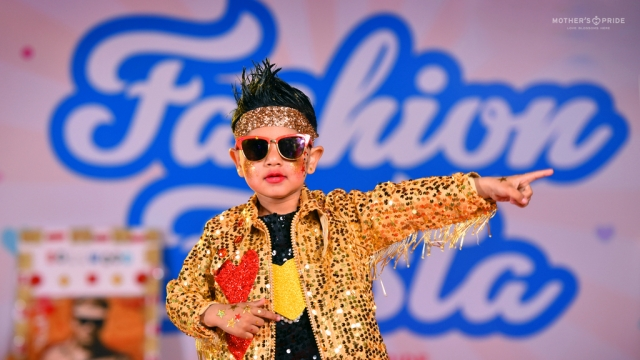 OUR TINY TRENDSETTERS ROCK THE RAMP WITH UNIQUE DASH OF STYLE!