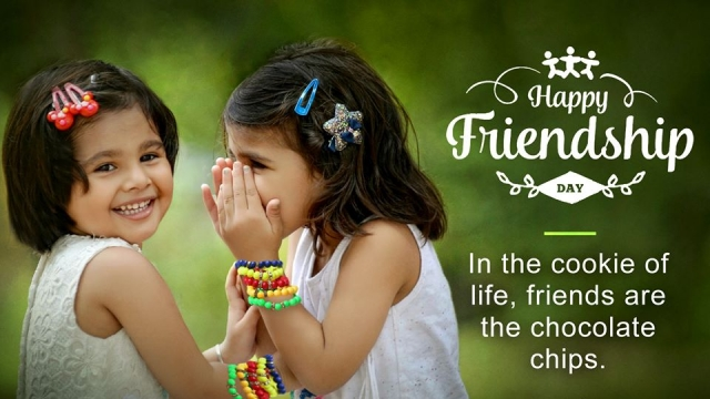 FRIENDSHIP DAY: EMBRACING THE PRECIOUS TREASURE OF FRIENDSHIP!