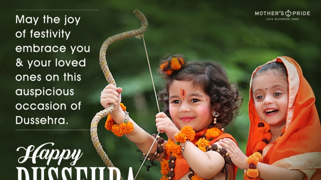 DUSSEHRA: CELEBRATING THE VICTORY OF JUST OVER UNJUST